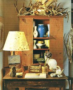 decorating with antlers farm house | decorating with antlers | The Farmer's Trophy Wife