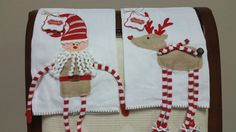 Christmas Hand Towels Mudpie Christmas, Christmas Hand Towels, Christmas Time, Xmas, Mud Pie, Four Square, Nativity, Applique, Creations