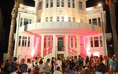 White Night in Tel Aviv   Lifestyle   Israel Sotheby's International Realty. #Nightlife #Israel