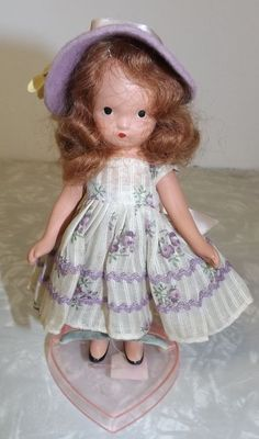 Vintage Nancy Ann Storybook Bisque Doll  #NancyAnnStorybook #Dolls