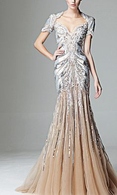 Fashion Couture | Zuhair Murad Fall-Winter 2014