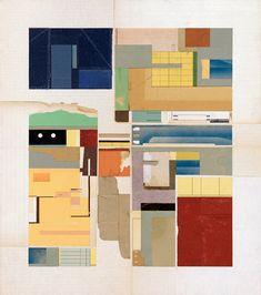 collageoftheweek:  Jacob Whibley, Mass 4 (oo—) 2012