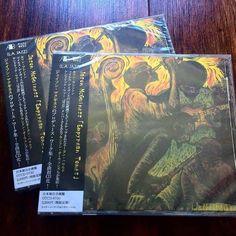 My first CD cover artwork released in Japan. Original artwork by Greg Loretan.  http://www.gregoart.org/blog/2016/10/my-first-cd-cover-artwork-released-in-japan