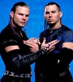 The Hardy Boyz Promotional Photos Hardy Boys Wwe, Wwe Jeff Hardy, The Hardy Boyz, Wrestling Posters, Wrestling News, Wcw Wrestlers, Hardy Brothers, Wwe Pictures, Wrestling Superstars