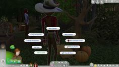 Mod The Sims - Patchy The Scarecrow Behaviour (Updated Patch) Sims 4 Mods, Electronic Art, Vintage Glamour, Behavior, Patches, Activities, Shit Happens, Behance, Manners