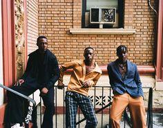 the new gang for @dazeddigital