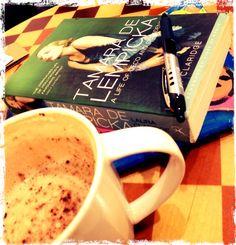 Tamara de Lempicka and a drop of coffee!