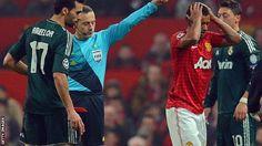 Manchester United v Real Madrid: Uefa takes action