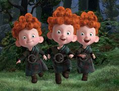 Did you know that Merida is five feet four inches tall? You do now.