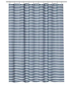 Striped Shower Curtain | H&M US