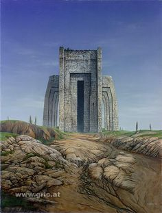 PETER GRIC   Monument IV