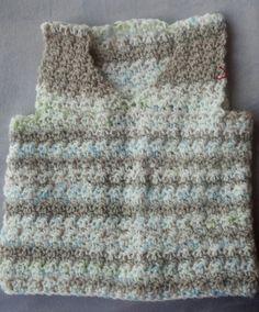Multi-Colored Infant vest - size 3-6 months