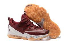 Nike Lebron 13 Low Cavs BZhK3