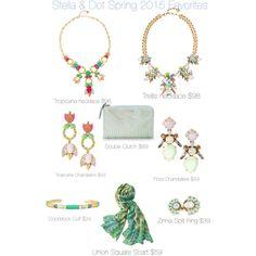 Stella & Dot 2015 Spring Favorites