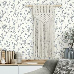 Twigs Peel and Stick Wallpaper
