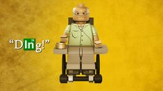 breaking bad | Animator creates incredible LEGO Breaking Bad video game trailer