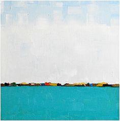Harbor II by Donna Walker