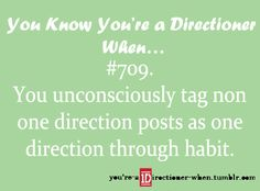 well i don't do this because I don't have a tumblr, but i'm always accidently pinning things to my 1D board