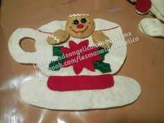 Panda, Cookies, Scrappy Quilts, Handmade Crafts, Christmas Ornaments, White Nails, Tea Sets, Tea Pots, Bottles