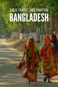 Solo Travel Destination: Bangladesh - From the busy streets of Dhaka to the tea estates and pineapple plantations of Srimangal, this Solo Travel Society member enjoyed exploring Bangladesh.https://solotravelerworld.com/solo-travel-destination-bangladesh/