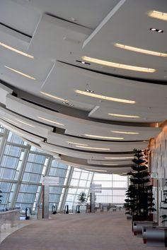 City Center Aria Promenade | BASWAphon Acoustical Plaster
