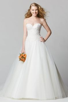 Wtoo Brides Luciana Gown
