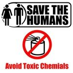 Save The Humans Design