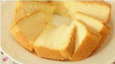 Пышный бисквит без яиц