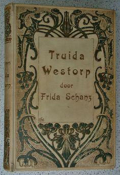 har. Band ontwerp cover design Entwurf Einband Cornelia van der Hart 1851 - 1946 | Flickr - Photo Sharing!
