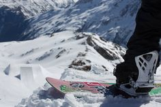 Snowpark Sölden: The Big Booter Snowboard Session 2014 ... Snowpark Sölden: The Big Booter Snowboard Session 2014