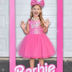Barbie girl tutu dress, Barbie outfit for girls Barbie Theme, Modern Hanbok, Bless The Child, Barbie Clothes, Birthday Party Celebration, Queen Dress, Gold Print, Dress Hats, Navy Women