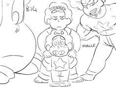Steven Universe Quotes, Steven Universe Ships, Steven Universe Comic, Universe Art, Pokemon Images, Cute Art Styles, Cartoon Wallpaper, Funny Comics, Amazing Art