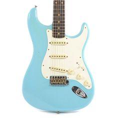 Fender Custom Shop 1959 Stratocaster Journeyman Relic Daphne Blue