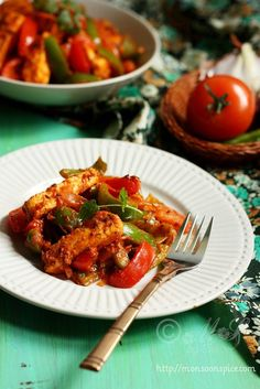 Paneer tikka masala restaurant style indian paneer recipe restaurant style paneer jalfrezi recipe indian food forumfinder Gallery