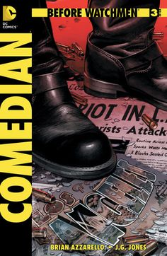 Before Watchmen: The Comedian #3