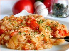 Ghiveci de legume - I Cook Different Baby Food Recipes, Meat Recipes, Vegetarian Recipes, Cooking Recipes, Healthy Recipes, Food To Go, Good Food, Food And Drink, Romanian Food