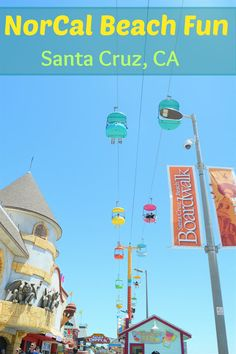 MAPLE LEOPARD: Escape to Santa Cruz : Coney Island of the West