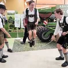 Goods and traditions on display at International Green Week in Berlin