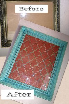 1000 images about before and after thrift store finds on for Using fabric paint on glass