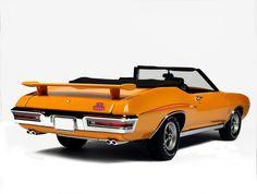 "1970 Pontiac GTO Convertible ""The Judge"""