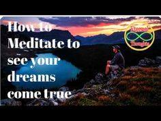 Abraham Hicks to Meditate to see your dreams come true(new) Meditation For Anxiety, Daily Meditation, Positive Thoughts, Deep Thoughts, Secret Law Of Attraction, Pep Talks, Abraham Hicks, Life Lessons, Dreaming Of You