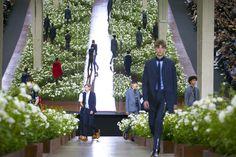 Dior Homme Menswear Spring Summer 2016 Paris
