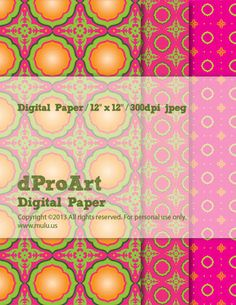 Indian Saree 02 Digital Paper, Instant JPEGs Download.