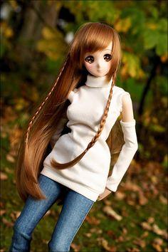 Mirai Suenaga Smart Doll by Wieselhead