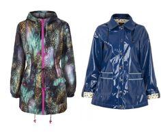 Caroline Flack's Rain Mac Marathon! | Look