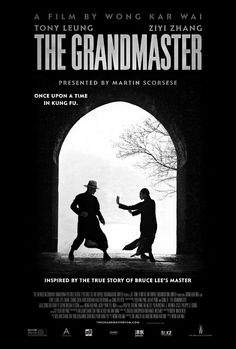 THE GRANDMASTER ( 一代宗師 ) // Hong Kong–Chinese martial arts drama based on the life story of the Wing Chun grandmaster Ip Man. 2013. | Ziyi stay kicking somebody's ass with ease.