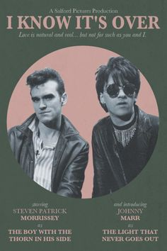 The Smiths headphone aesthetic Monster Energy, The Smiths Morrissey, Johnny Marr, Over Love, Charming Man, Band Posters, Movie Posters, Post Punk, Funny Art