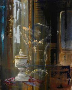 Painting : Olivier Masmonteil