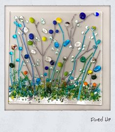 Broken Glass art Creative - Glass art Work Inspiration - Glass art Projects How To Make - Stained Glass art Moon - Pebble And Sea Glass art - Broken Glass Art, Sea Glass Art, Glass Wall Art, Stained Glass Art, Fused Glass, Water Glass, Blown Glass, Glass Fusion Ideas, Glass Fusing Projects