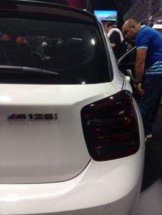BMW M135i...